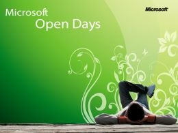 Microsoft Open Days 2009